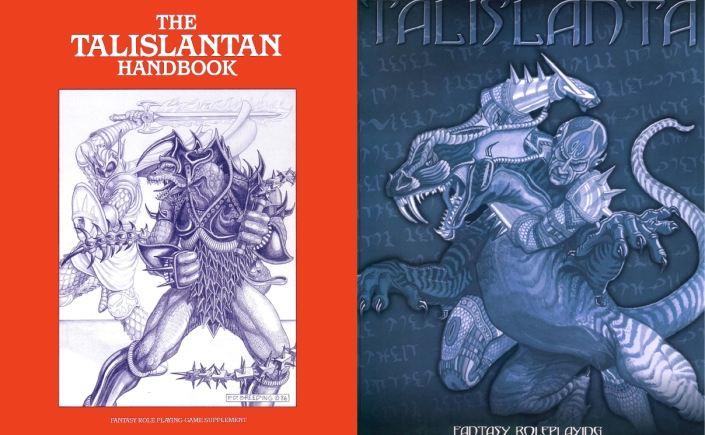 Talislanta The Savage Land Still No Elves Inside The