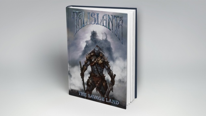 Talislanta-The Savage Land Book