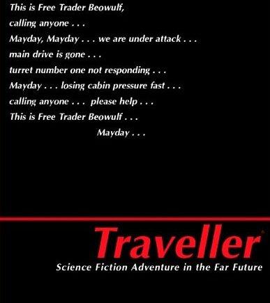 Traveller – Inside the Tower of Dust