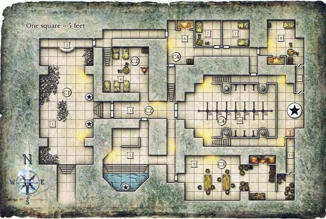 RPG-4E-Thunderspire-Labyrinth