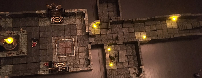 Dungeons & Dragons – Inside the Tower of Dust